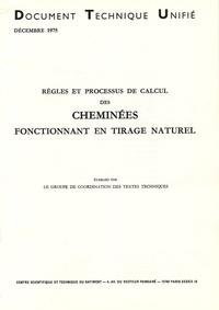 Alixetmika.fr Règles et processus de calcul des cheminées fonctionnant en tirage naturel Image
