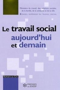 CSTS et François Roche - Le travail social aujourd'hui et demain.