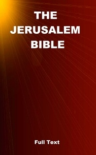Ctad J et Editions Ctad - The Jerusalem Bible.