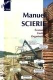 CTBA - Manuel scierie - Economie, Gestion, Organisation. Pôle Bois Sciage Emballage.