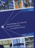 CTICM - Assemblages de continuité de poutre réalisés par platines d'about - Guide de choix et de dimensionnement. 1 Cédérom