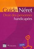 CTNERHI - Droit des personnes handicapées.
