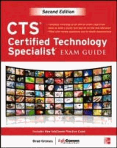 CTS Certified Technology Specialist Exam Guide.