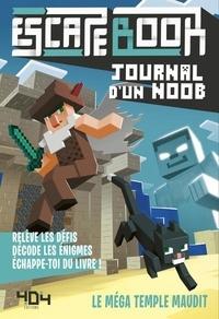 Cube Kid - Journal d'un noob  : Le méga temple maudit.