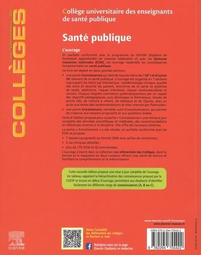 Santé publique 4e édition
