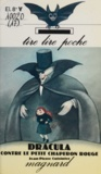Cuisinier - Dracula contre le petit chaperon rouge.