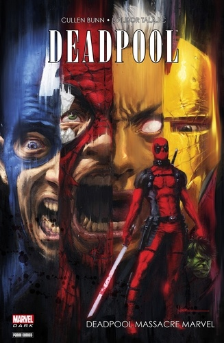 Deadpool - Deadpool massacre Marvel. Deadpool Massacre Marvel