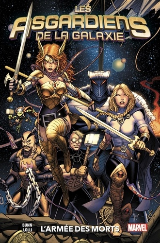Les Asgardiens de la Galaxie (2018) T01 - 9782809483260 - 11,99 €