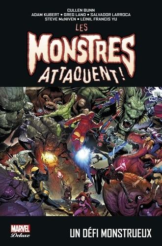 Les monstres attaquent ! Tome 1 Un défi monstrueux