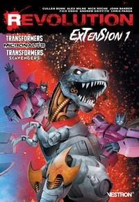 Cullen Bunn et John Barber - Revolution Extension Tome 1 : .