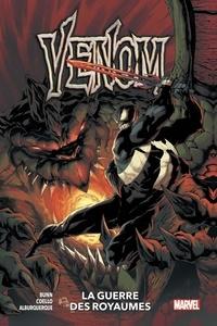 Cullen Bunn et Iban Coello - Venom Tome 4 : La guerre des royaumes.