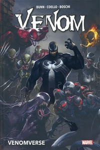Cullen Bunn et Iban Coello - Venom  : Venomverse.