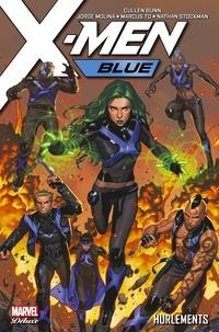 Cullen Bunn - X-Men Blue (2017) T03 - Hurlements.