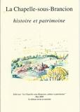 Culture et Patrimoine - La Chapelle-sous-Brançion - Histoire et patrimoine.