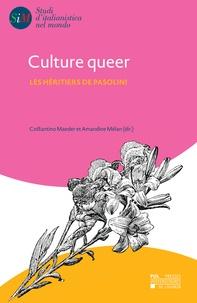 Costantino Maeder - Culture Queer - Les héritiers de Pasolini.