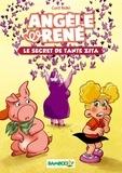 Curd Ridel et Pierre Schelle - Angèle & René Tome 2 : Le secret de tante Zita.