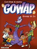 Curd Ridel et  Mythic - Le Gowap Tome 8 : Gowap & Co. 1 DVD