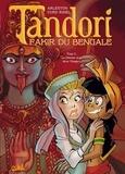 Curd Ridel et Christophe Arleston - Tandori, fakir du Bengale Tome 2 : La Déesse aux deux Visages.