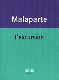 Curzio Malaparte - L'excursion.