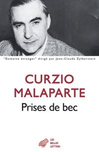 Curzio Malaparte - Prises de bec.