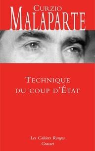 Curzio Malaparte - Technique du coup d'Etat.