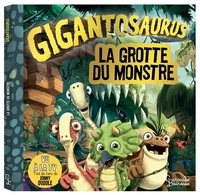 Cyber Group Studios - Gigantosaurus  : La grotte du monstre.