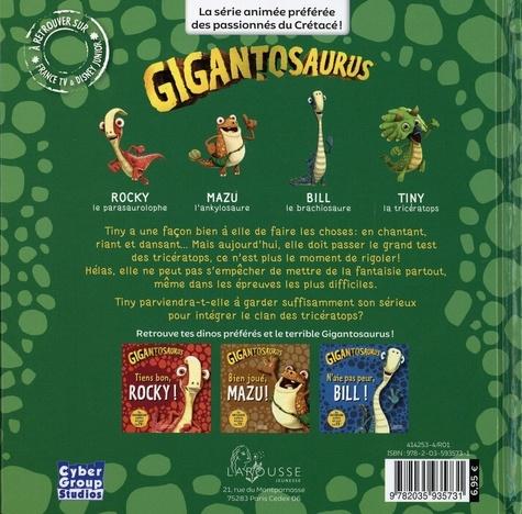 Gigantosaurus  Vas-y, Tiny !