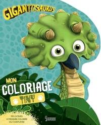 Cyber Group Studios - Mon coloriage Gigantosaurus - Tiny.