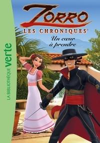 Cyber Groupe Studios - Les chroniques de Zorro 03 - Un coeur à prendre.