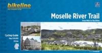Cycline Radtourenbuch Moselle River Trail.