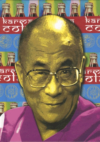 Cyel Editions - Carnet Dalai Lama - Pages blanches.