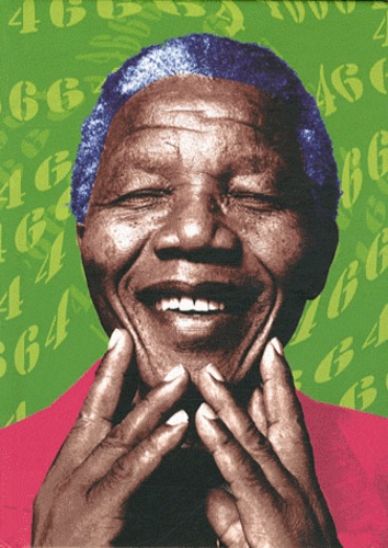 Cyel Editions - Carnet Nelson Mandela - Pages blanches.