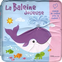Cyel Editions - La baleine joueuse.