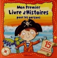 Cyel Editions - Mon premier livre d'histoires pour les garçons.