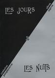 Cymbalum Pataphysicum - Les Jours et les Nuits - Essai d'iconologie documentaire (et plus) pour enluminer, illuminer et scientifiquement enténébrer les clartés et les obscurités du roman d'un déserteur d'Alfred Jarry.