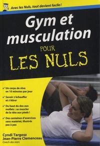 Gym et musculation pour les nuls - Cyndi Targosz pdf epub