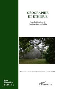 Cynthia Ghorra-Gobin - Géographie et Cultures N° 74-75, été-automn : Géographie et éthique.