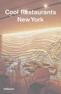 Cynthia Reschke - Cool Restaurants New York.