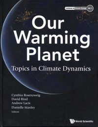 Téléchargement du livre Kindle Our Warming Planet  - Topics in Climate Dynamics in French