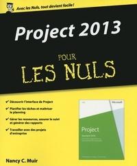 Cynthia Snyder et Nancy C. Muir - Project 2013 pour les Nuls.