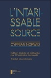 Cyprian Norwid - L'intarissable source.
