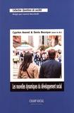 Cyprien Avenel et Denis Bourque - Les nouvelles dynamiques du développement social.