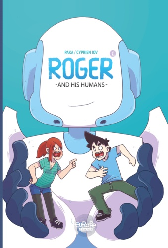 Cyprien et  Paka - Roger and his Humans.