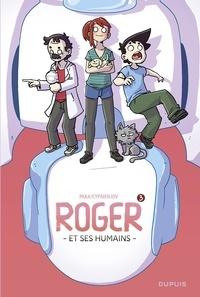 Cyprien et  Paka - Roger et ses humains - tome 3.