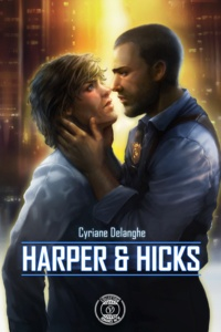 Cyriane Delanghe - Harper & Hicks Tome 1 : L'ombre de Gilgamesh.