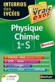 Cyriaque Cholet - Physique Chimie 1re S.