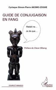 Deedr.fr Guide de conjugaison en fang Image
