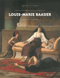 Cyrielle Durox - Au Salon ! Louis-Marie Baader (1828-1920).