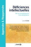 Cyrielle Richard - Déficiences intellectuelles - De la compréhension à la remédiation.