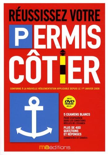 Cyril Bernard - Réussissez votre permis côtier. 1 DVD